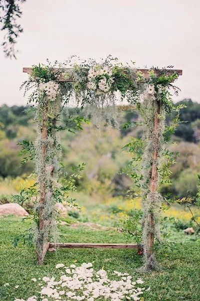 Types Of Wedding Arches