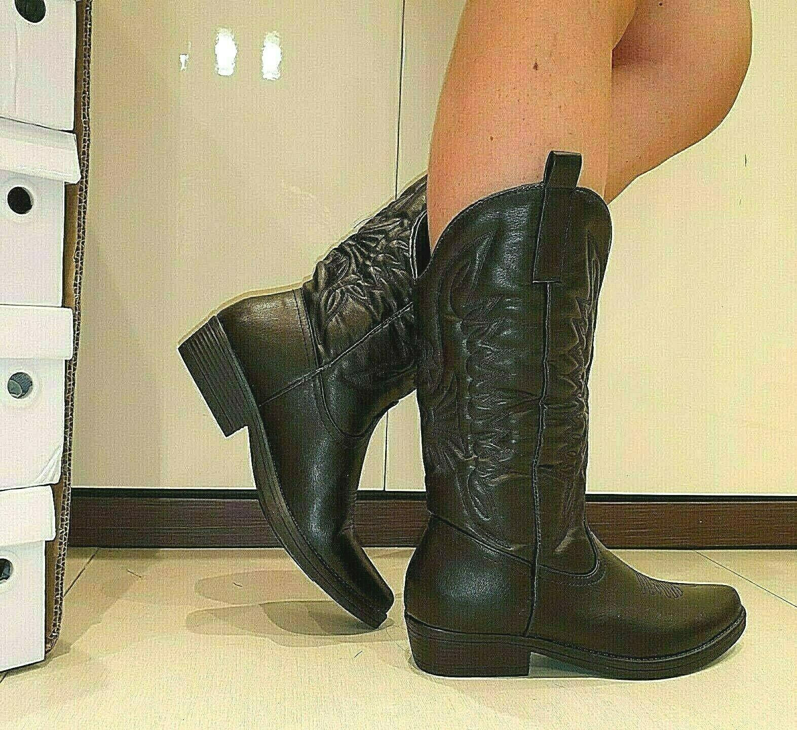 ORIGINALI STEVE MADDEN ISAAC Stivali alti scarpe donna