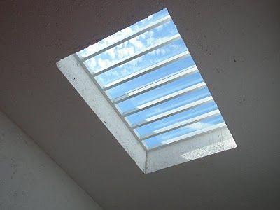 Tragaluz domos pinterest claraboyas claraboya y ventana - Cortinas para tragaluz ...