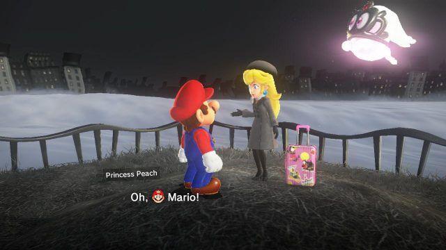 Super Mario Odyssey Peach Locations Where To Find Princess