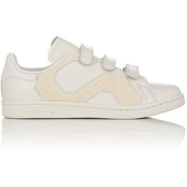 Adidas x Raf Simons las Stan Smith comodidad insignia de cuero