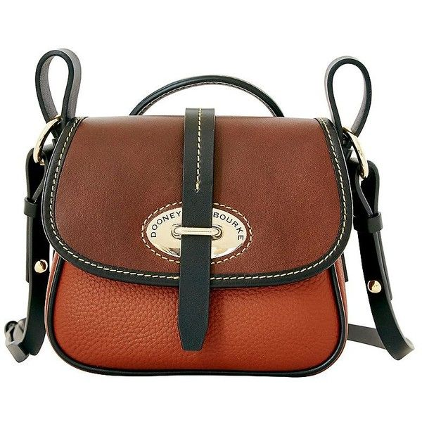 Dooney Bourke Verona Christina Leather Crossbody Bag 228