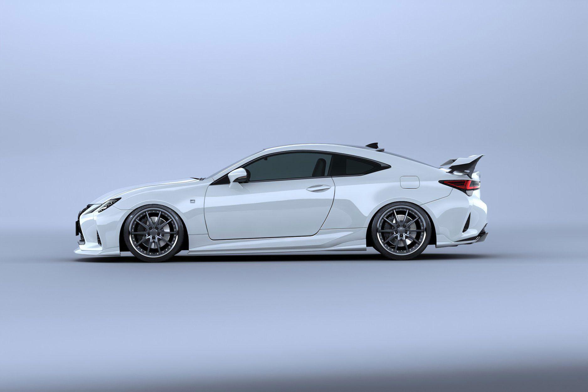Lexus Rc F Sport Body Kit Lexus Sport Body