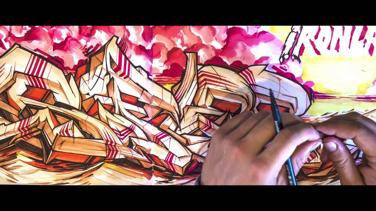 SOFLES dropping some goodness with the all-new Ironlak Strikers - Tri-grip Twin Markers and Ironlak 1mm Fibre-tip Pens.