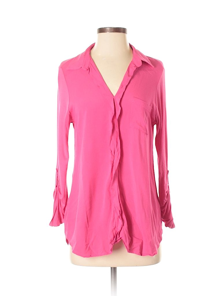 Long Sleeve Blouse Clothes, Second hand clothes, Blouses