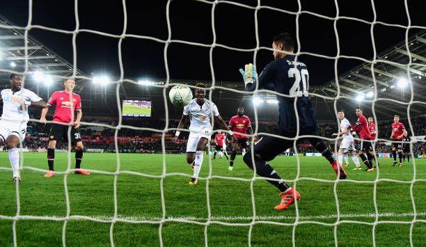 Maillot Domicile Manchester United Sergio Romero