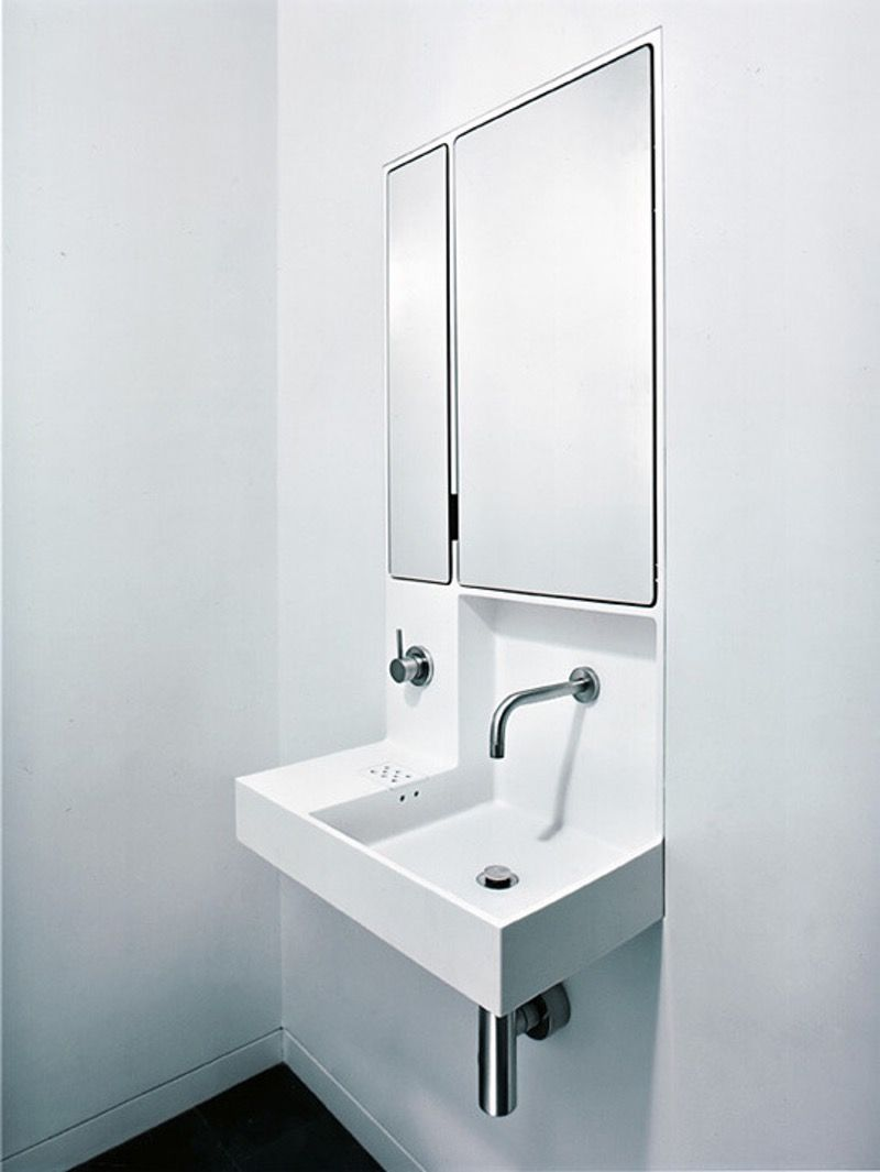 Small Space Solutions Tiny Bathroom Sinks — Roundup Tiny