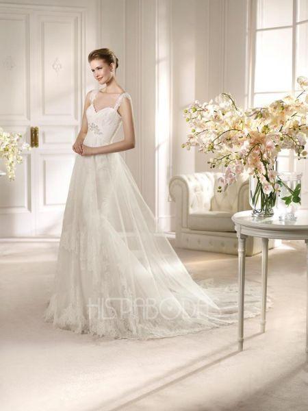vestidos de novia 2013 grupo pronovias. coleccion san patrick 2013