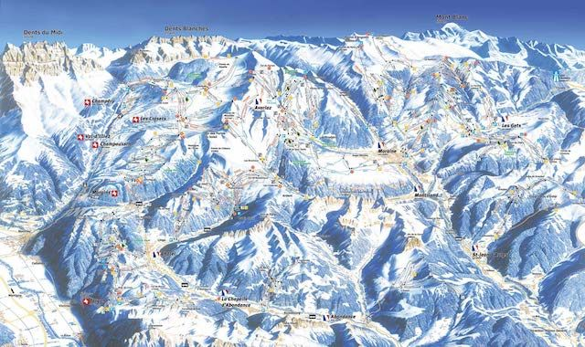 Download a the Morzine Piste Map in high resolution today ...