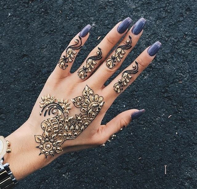 Pin by Valeri Lera on Мakeup, manicure,hairstyle Henna