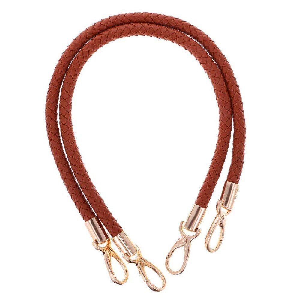 1Pair Shoulder Bag Accessory for Replacement Handle Craft Handbag 60cm