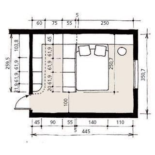 dessiner un dressing awesome comment monter un dressing with dessiner un dressing cool amnager. Black Bedroom Furniture Sets. Home Design Ideas