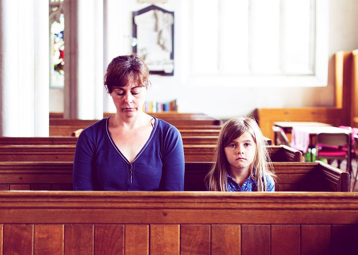 I'm the kind of Christian that many adults warned me about as a child: I've been a church member for most of my adult life, but I have at times gone years