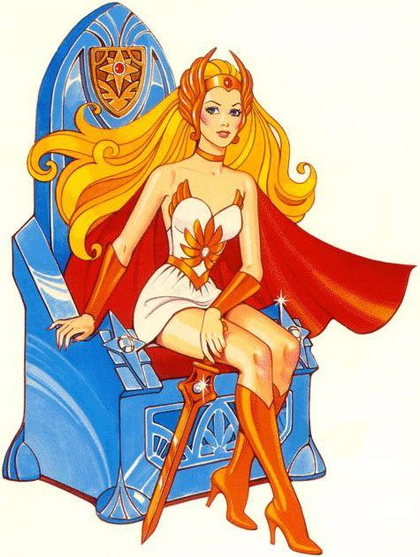 Cartoons she ra princess power topic, pleasant