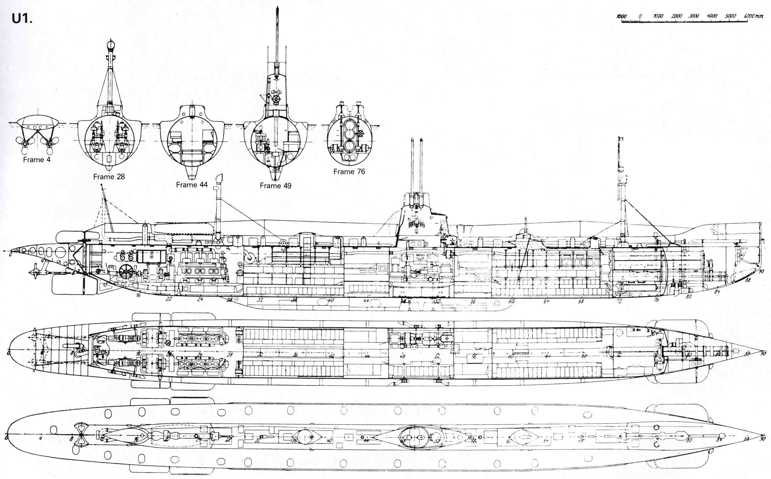 German U Boat Diagram Simple Wiring Libraries Diagrams