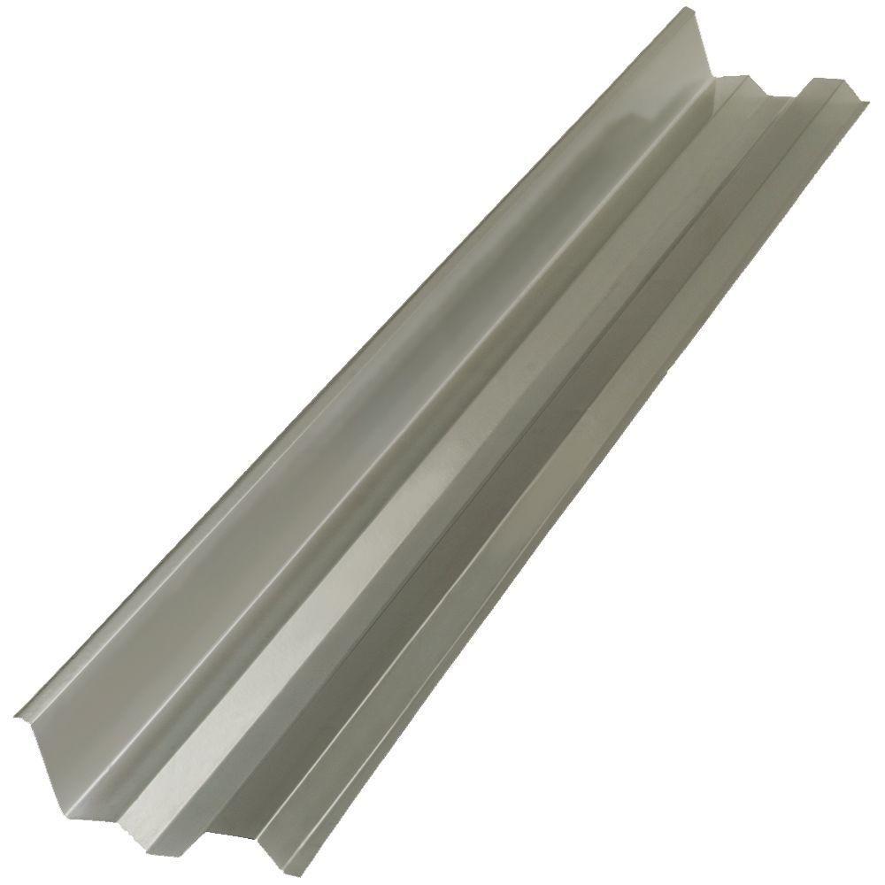 Suntuf 4 ft. Solar Grey Side Polycarbonate Roof Panel ...
