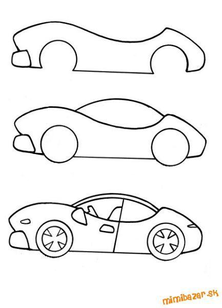 Rychlokurz Kreslenia 2 Art Drawings For Kids