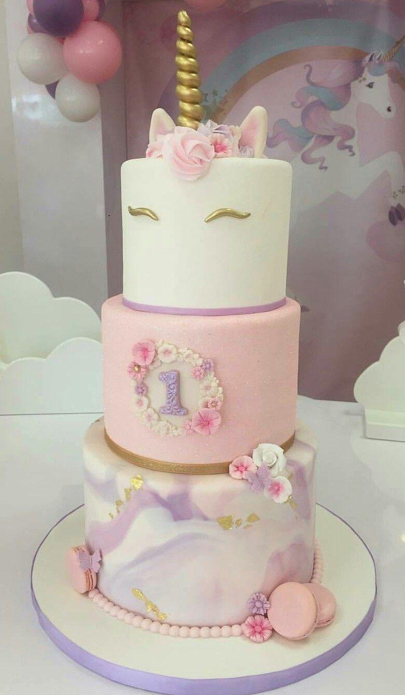 Love this unicorn cake!