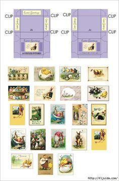 Pin De Bep Van De Pol En Cajas Imprimibles Miniaturas Como Hacer Miniaturas Imprimibles Para Muñecas
