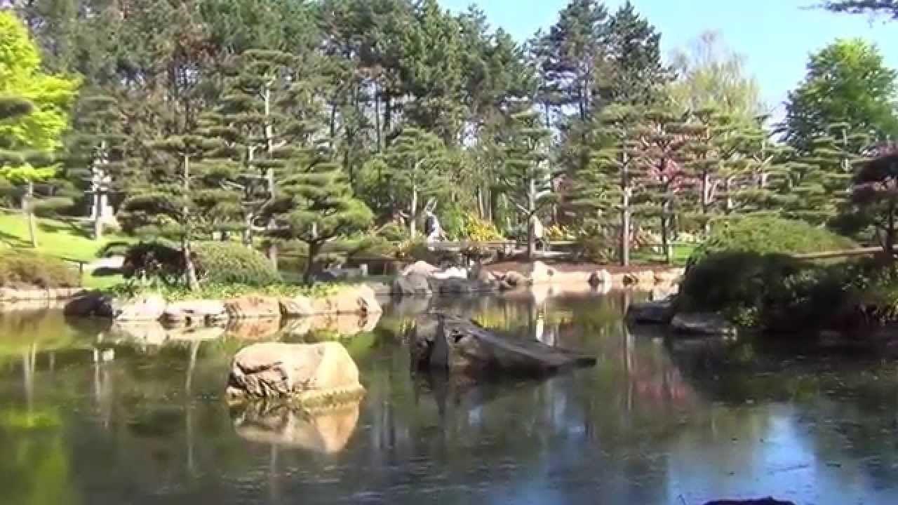 Japanischer Garten Im Nordpark Mit Stil Verschutten Von Japanischer Garten Im Nordpark Dusseldorf Youtube Durchgehend Japani Riverfront Weekend Getaways Trip