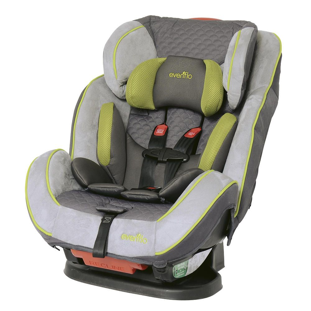 Evenflo Symphony 65 Lx All In One Convertible Car Seat
