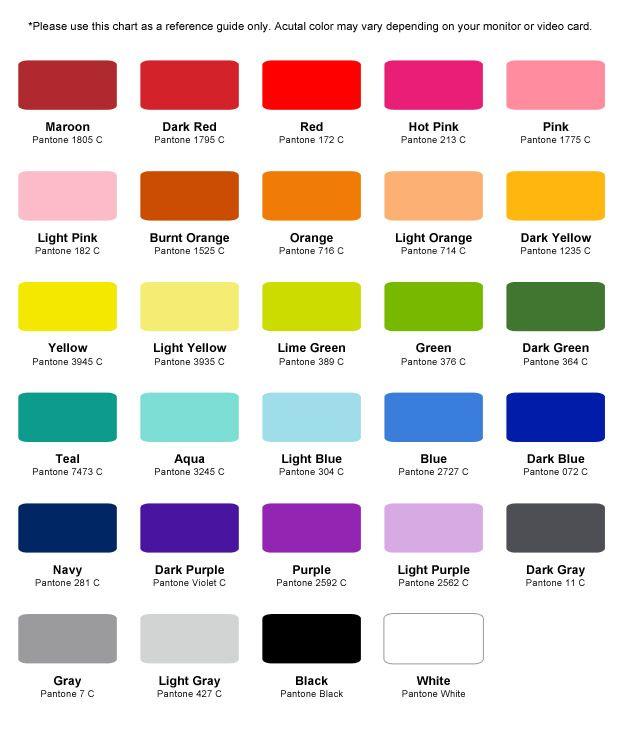 pantone | DESIGN RESOURCES | COLOUR NAMES | Yellow pantone