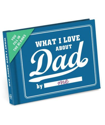 For The Dad Who Insists He Doesnt Want Anything But Some Peace And Quiet On Fathers Day Let This Sweet Book Serve As A Small Token Of Appreciation