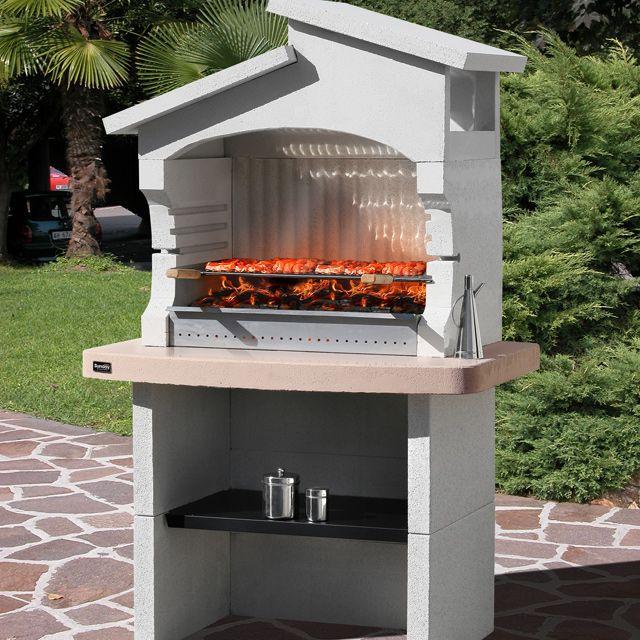 construire un barbecue en siporex - recherche google | barbecue