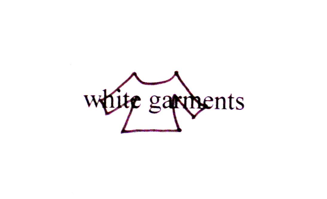 meaning of white garments in the bible garments in the bible