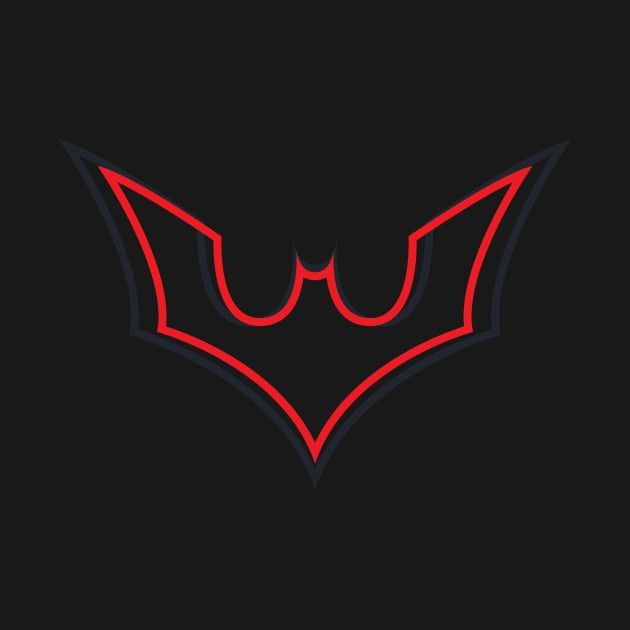 Check Out This Awesome Batmanbeyondsymbol Design On Teepublic