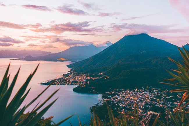 Lake Atitlán– Guatemala