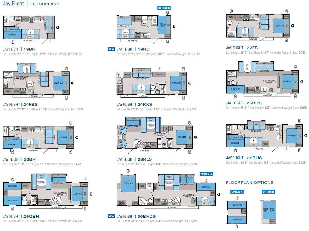 Image Issue Du Site Web Http Homedesignaz Info Wp Content Uploads 2015 05 Jayco Rv Travel Trailer Floor Plans Jayco Travel Trailers Bunkhouse Travel Trailer