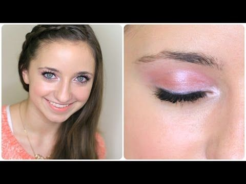 Photo of Begynner Valentinsdag Makeup Tutorial | Brooklyn og Bailey