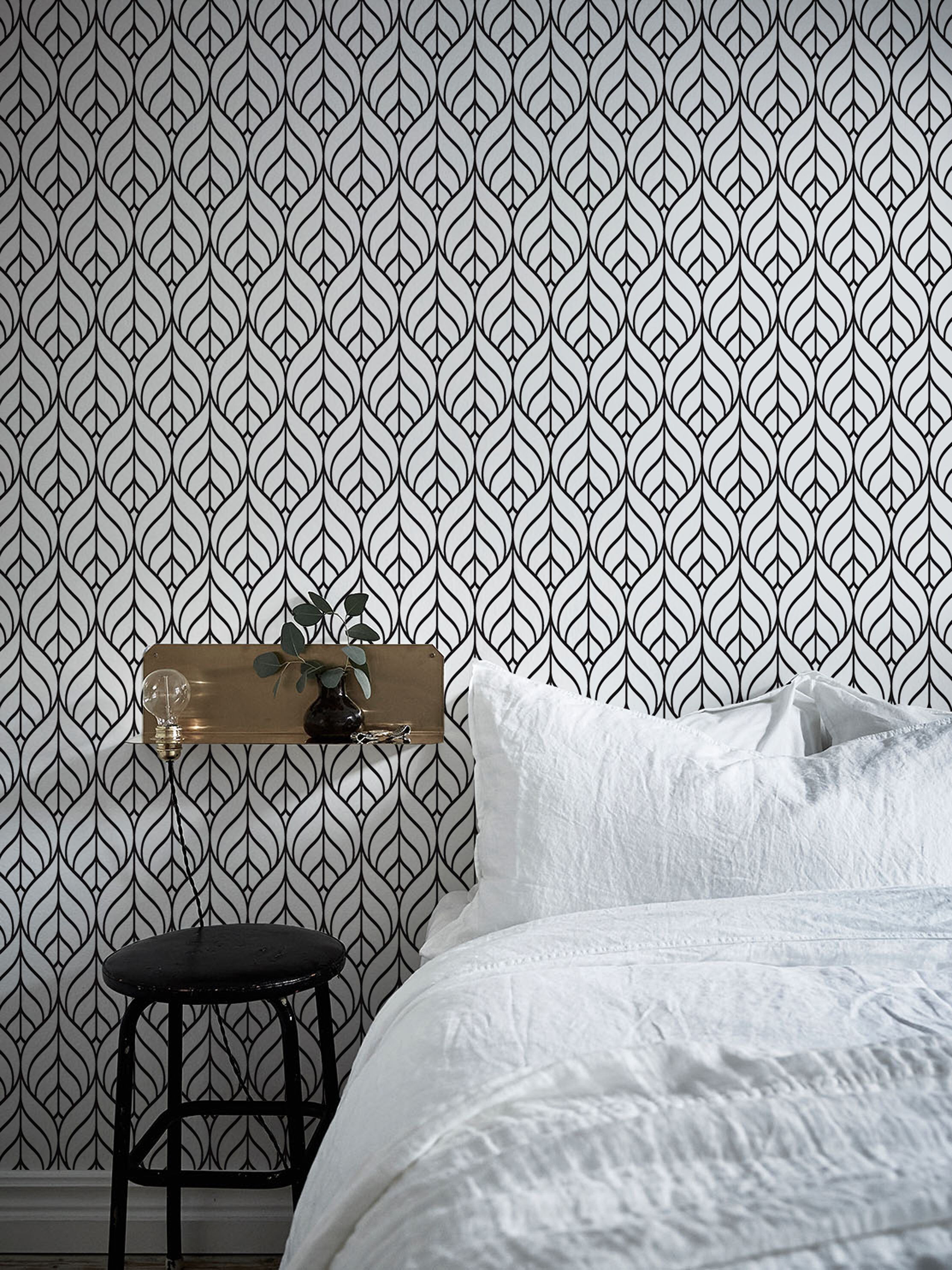Removable Wallpaper Peel And Stick Wallpaper Wall Paper Wall Etsy Removable Wallpaper Temporary Wallpaper Townhouse Interior