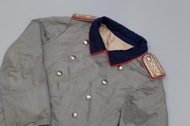 prusse manteau d 39 aviateur en drap gris clair 1 re gm wwi objects pinterest prusse. Black Bedroom Furniture Sets. Home Design Ideas