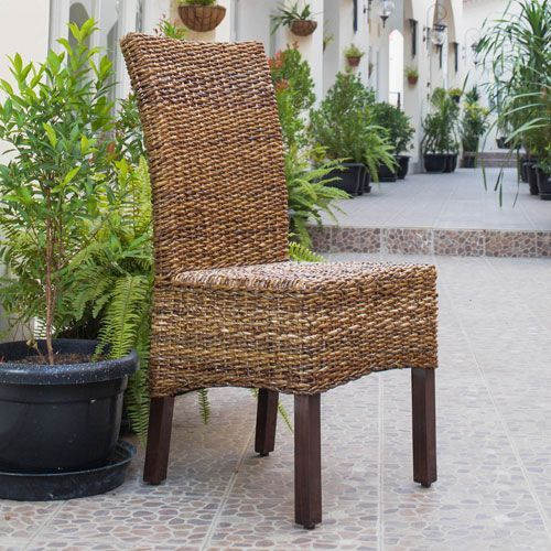 Arizona Abaca Dining Chair