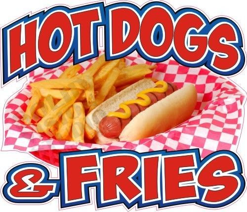 Hot Dog And Fries Pictures