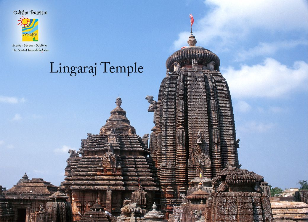 The biggest and finest temple of Odisha is the Lingaraj