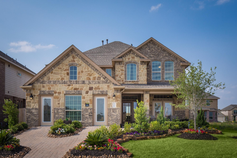 Camellia Legend Homes Houston Legend Homes Home House Styles