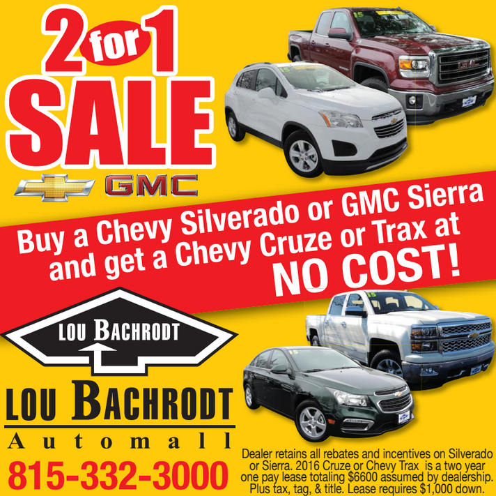 Bmw Dealership By Lou Bachrodt Auto Mall On Sale Events Chevy