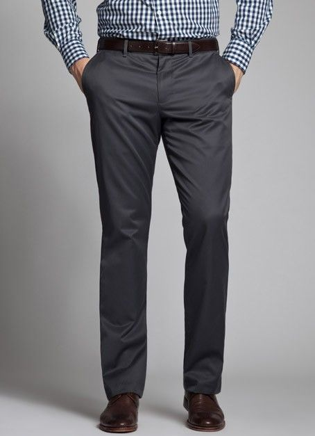 Mens Grey Pants
