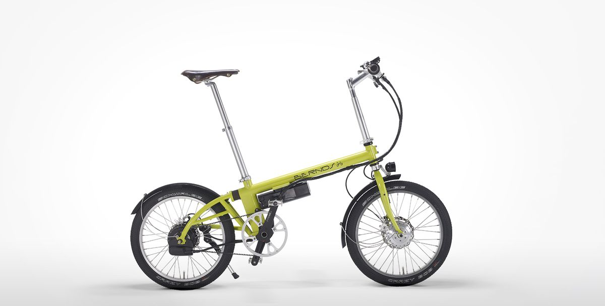 Bernds elektrische vouwfiets - zelf je fiets samenstellen - exclusief en handgemaakt. www.florismoo.nl In alle RAL kleuren verkrijgbaar.