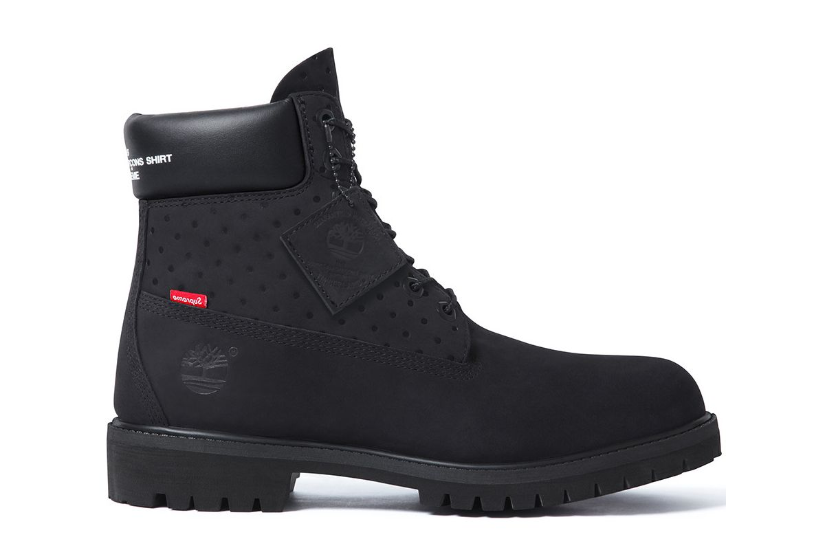 good pretty nice great quality Supreme x CdG x Timberland FW15 Boot | Timberland 6 inch ...