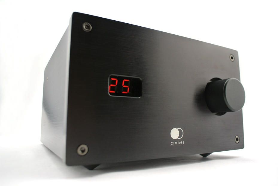 Clones Audio AP2 'giant killer' preamplifier test review by