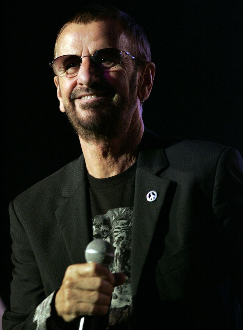 * Ringo Starr and His All-Starr Band * From England.