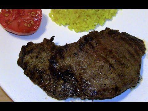 طريقة احترافية لعمل ستيك اللحم المشوي في الفرن Food Steak Meat