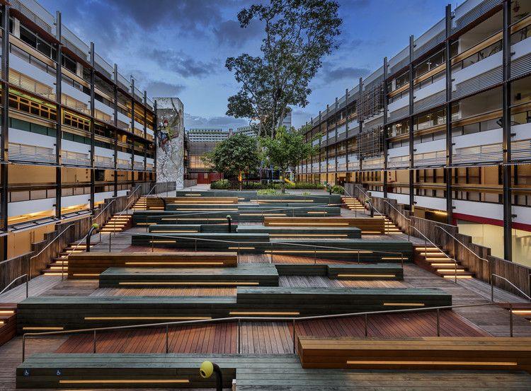 Enabling Village   WOHA ArchDaily Centros Pinterest - fresh blueprint consulting ballarat