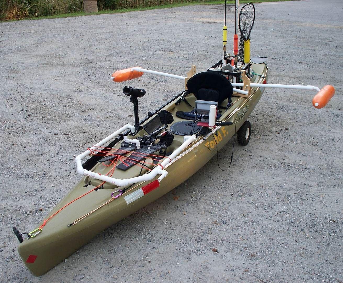 Resultado De Imagen De Homemade Foam Boat Kayak Fishing Setup Kayak Fishing Tips Kayak Accessories
