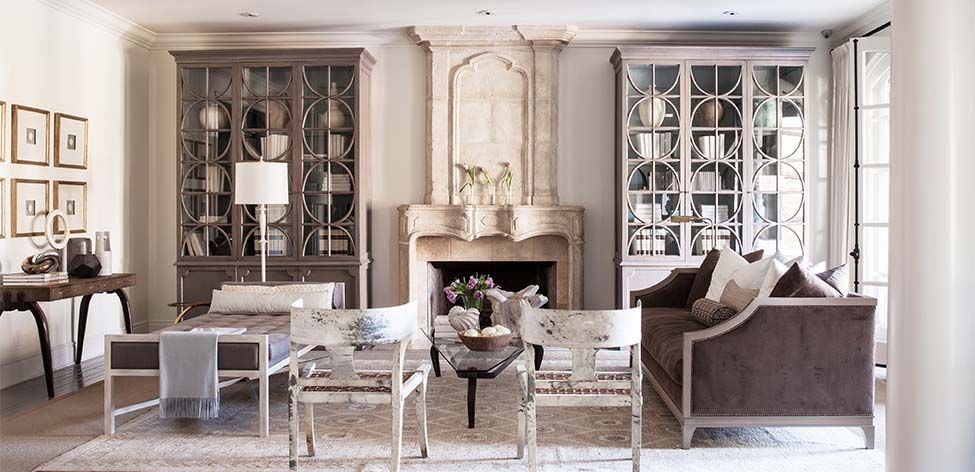 10 Beautiful Interior Design Projects By Mary Mcdonald