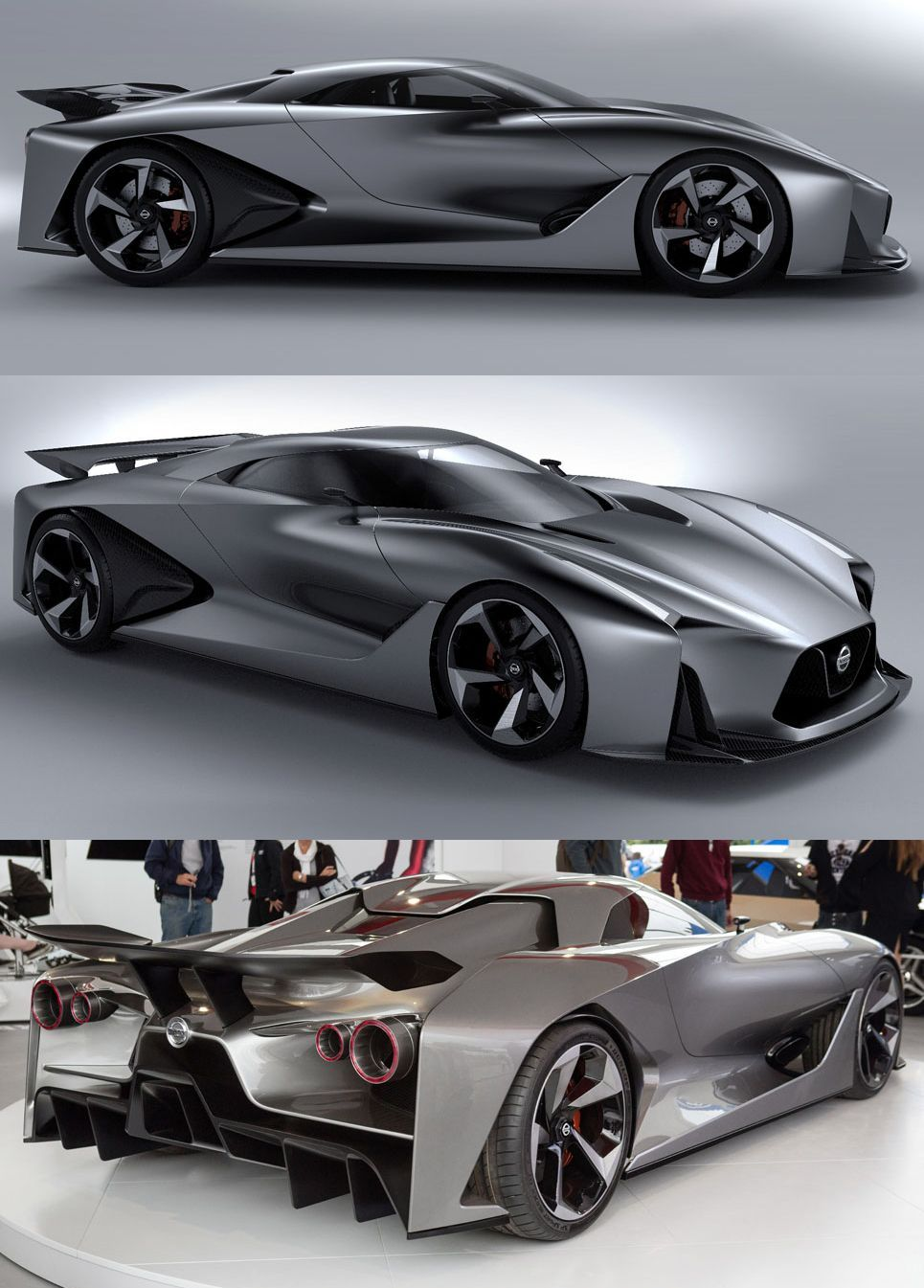 Top Exotic Cars 2020.Nissan 2020 Vision Gt Supercars Coolcars Cars Cool Cars Super